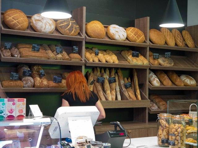 Chleb Sklep Pieczywo