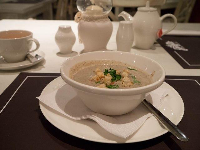 Il Fornello Zupa truflowa