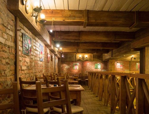 Restauracja witarianska Surya Sala