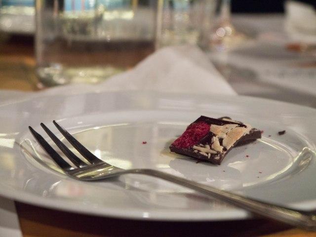 Mielżyński Porto i Czekolada Czekolada z wiśniami i migdałami