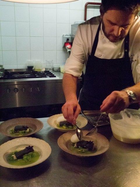 Atelier Amaro W kuchni