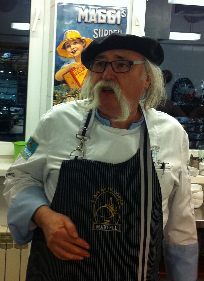 Kurt Scheller Bliżej sztuki kulinarnej