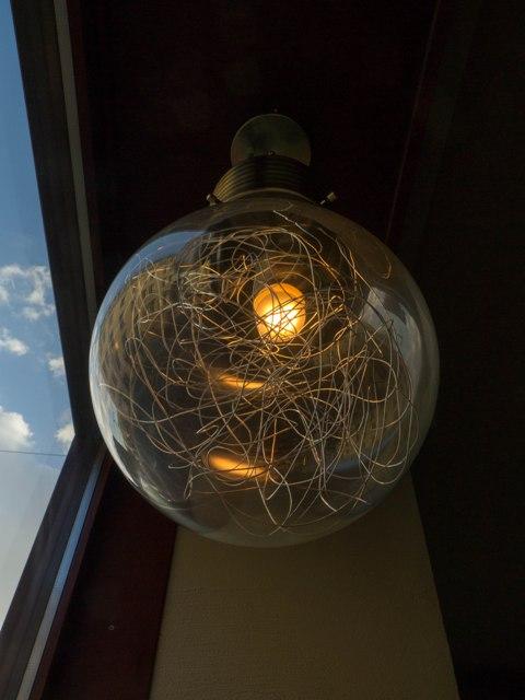 Pausa Włoska Lampa