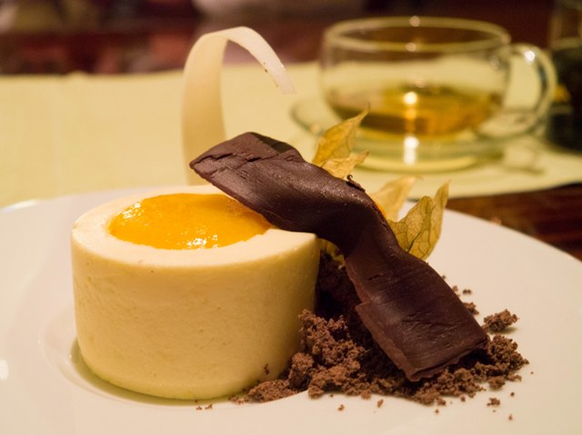 WestIn Fusion Pudding o aromacie cytryny z płatkami gorzkiej czekolady