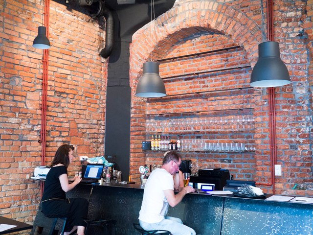 HAKA Bar Wnętrze