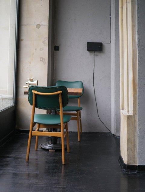 Bydło i Poidło Stolik