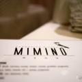 Mimino Caucasian Bistro Menu