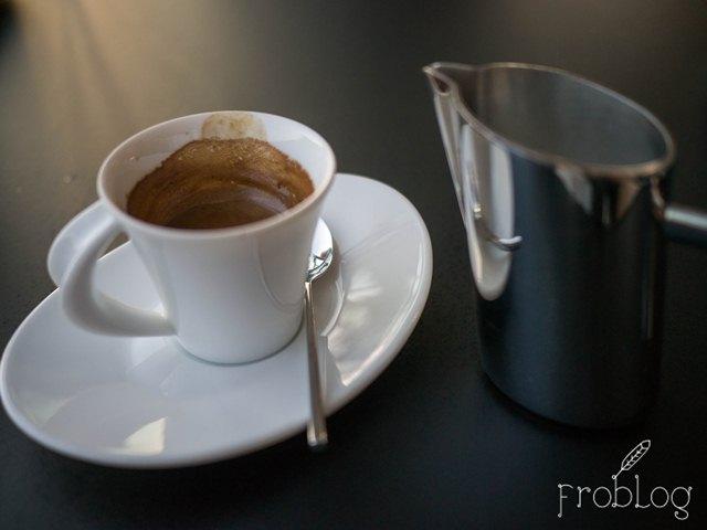 Concept 13 Podwójne espresso