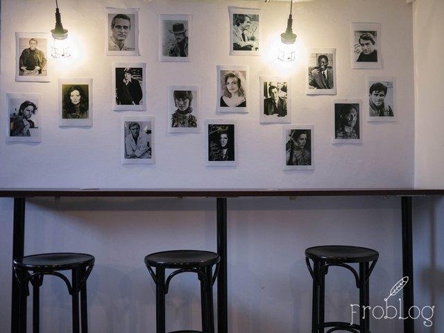 Waffle Bar Ściana gwiazd