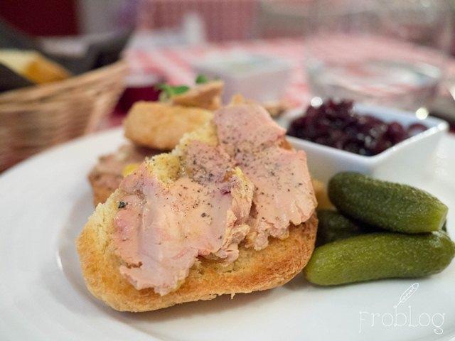 6 sposobów na zimową chandrę: Bistro La Cocotte Grzanki z foie gras
