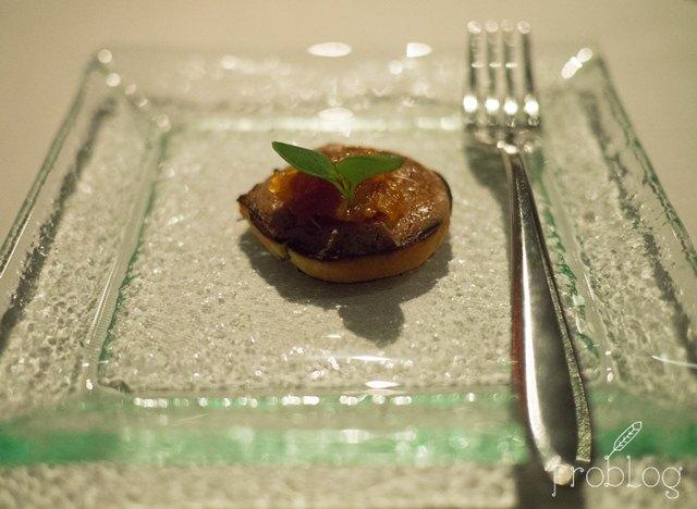 NOLITA Parfait z foie gras