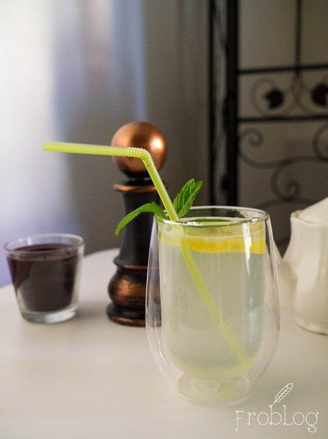 Eat Me Drink Me Lemoniada cytrynowa