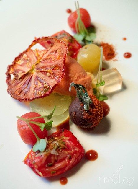 Enfant terrible Pomidory pomidory