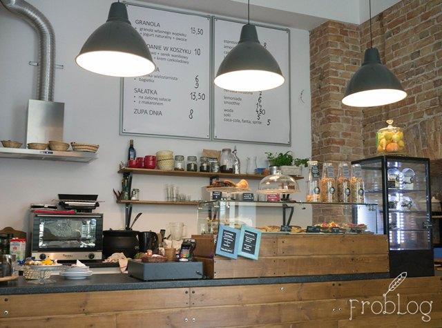 Granola Cafe Menu