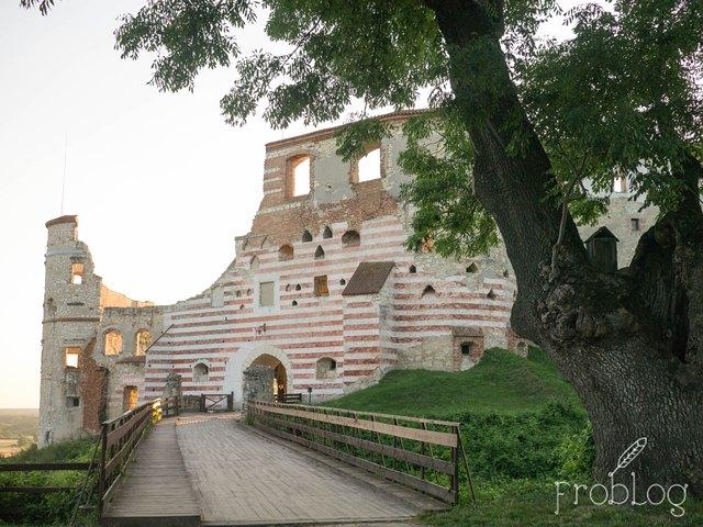 Trzy Znaki Smaku Lubelszczyzna Zamek w Janowcu