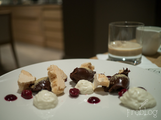 Focaccia Mus czekoladowy