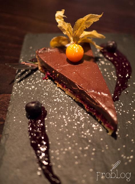Baltazar Tarta z gorzkiej czekolady