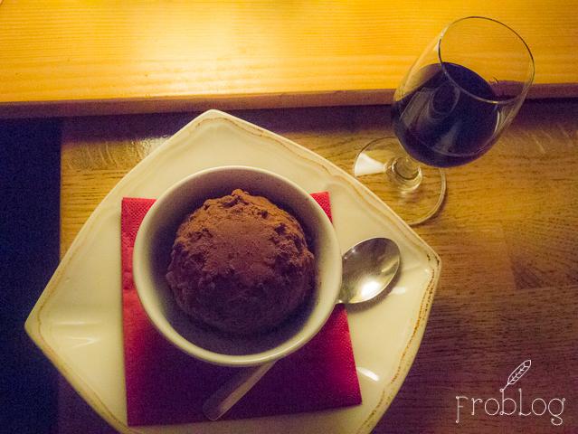 La Iberica Lody czekoladowe