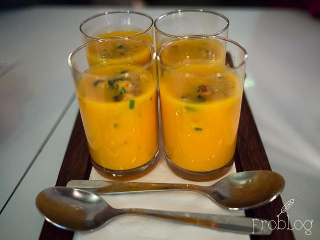 Delikatesy Esencja Krem z marchwi
