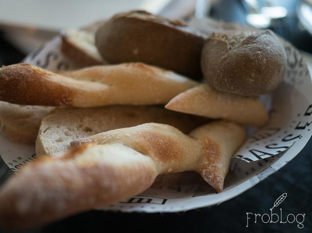 Brasserie Moderne Pieczywo