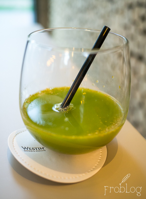 SuperFoods Fusion Westin Green smoothie