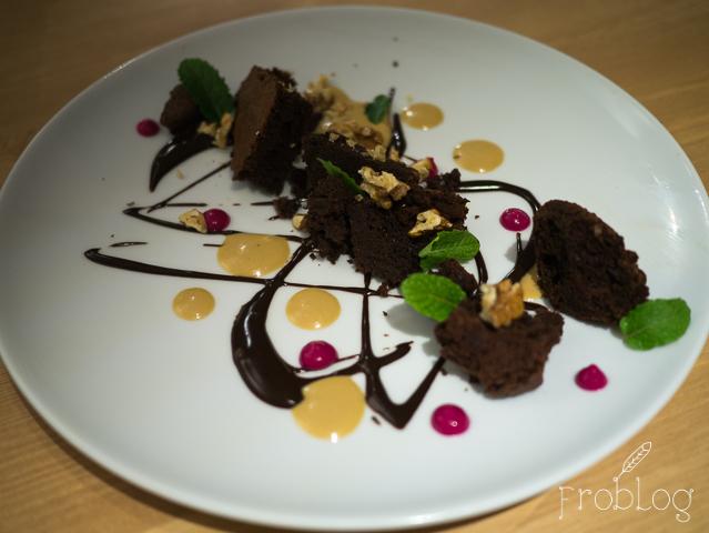 La BlaBla Brownie z słonym kajmakiem
