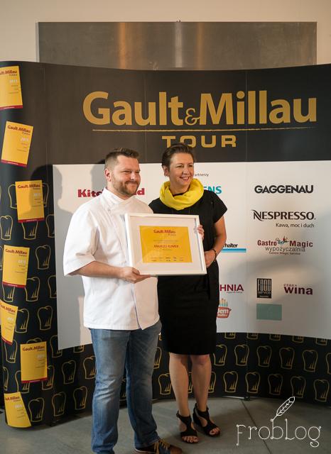 Gault & Millau Tour 2015 Poznań Justyna Adamczyk Andrzej Klimek
