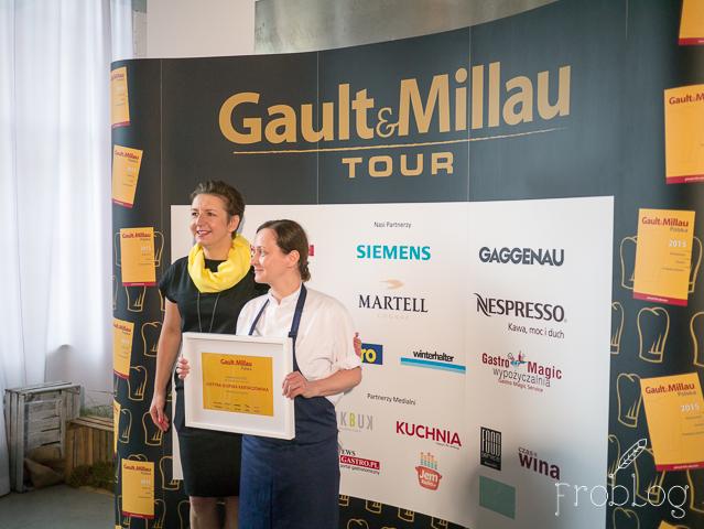Gault & Millau Tour 2015 Poznań Justyna Słupska Kartaczowska