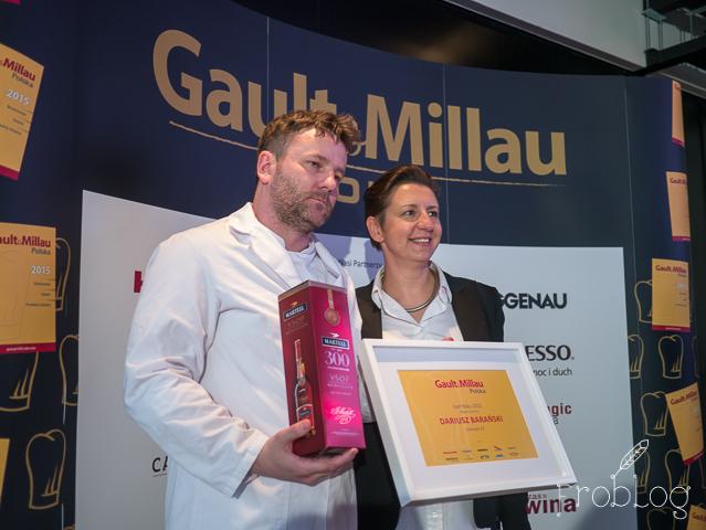 Gault & Millau Tour 2015 Warszawa Dariusz Barański