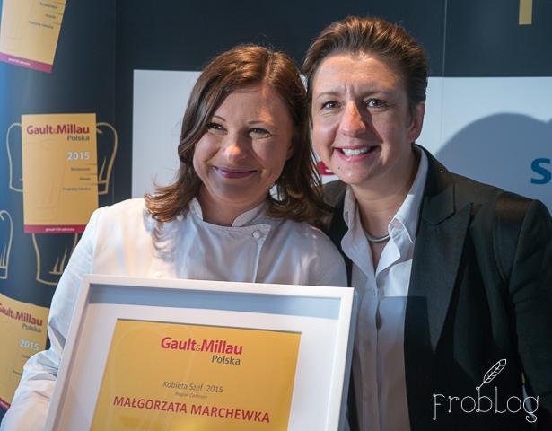 Gault & Millau Tour 2015 Warszawa Małgorzata Marchewka