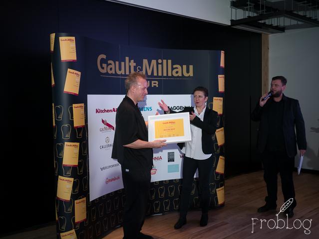 Gault & Millau Tour 2015 Warszawa Michał Bryś