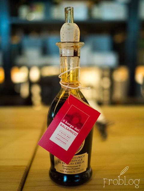Il Borgo del Balsamico w Mielżyńskim na Czerskiej Red Label