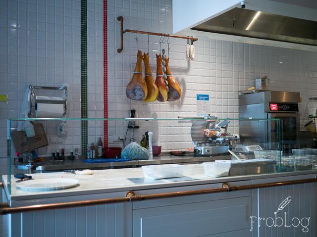 Semolino otwarta kuchnia
