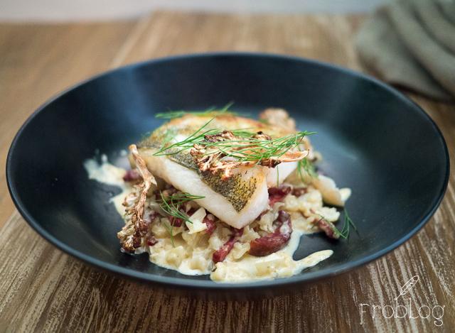 Najlepsze dania sezonu letniego: Soul Kitchen Bisto Sandacz Kalafior