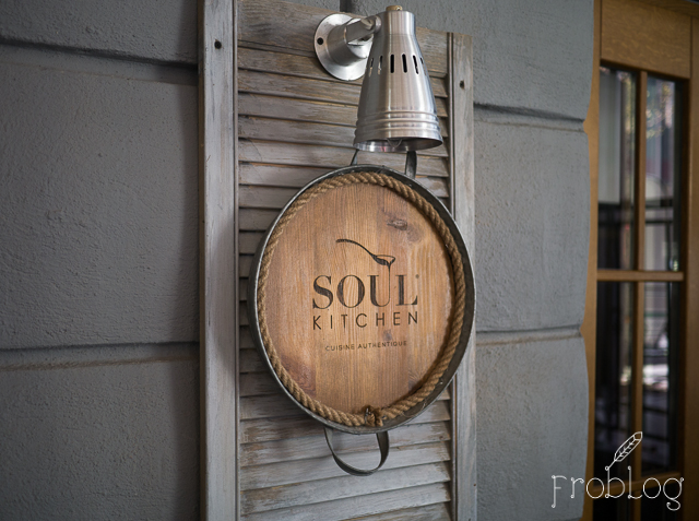 Soul Kitchen Bisto Szyld