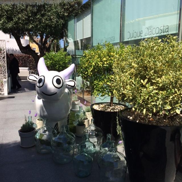 Quique Dacosta Krowa