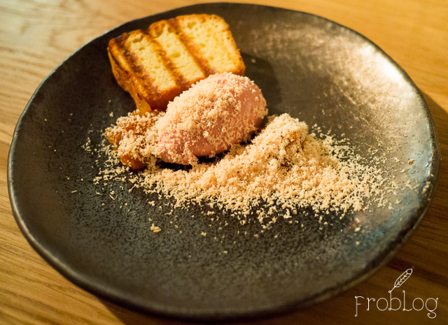 Kieliszki na Próżnej Foie gras