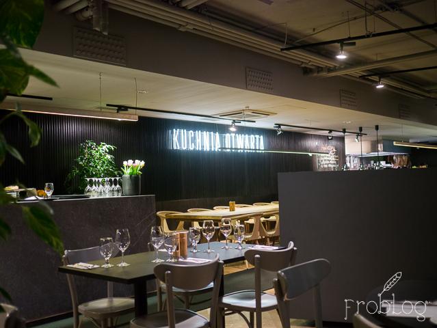 Kuchnia Otwarta Opinie O Restauracjach W Warszawie Froblog