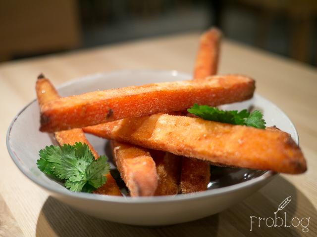 Shoku Frytki z batata
