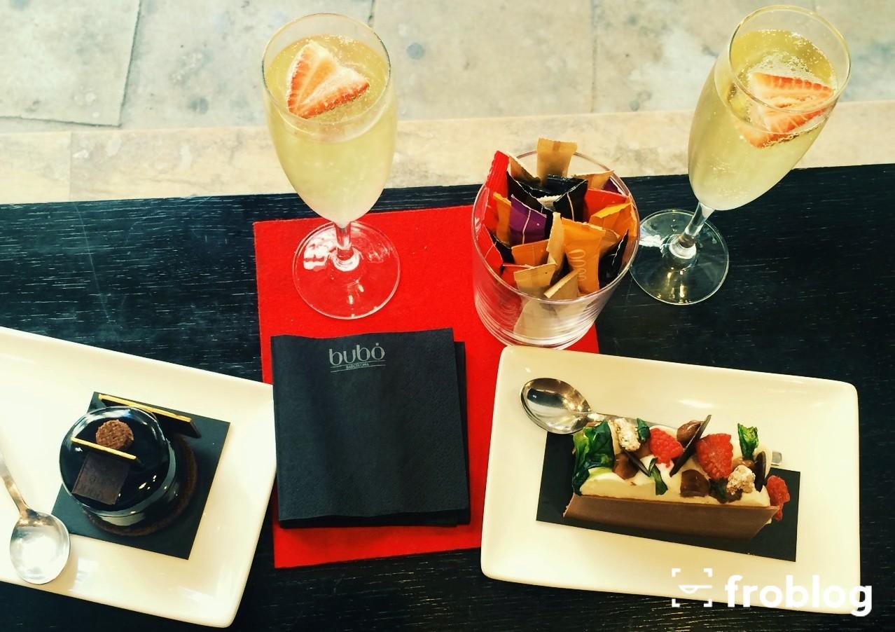 Gdzie jeść w Barcelonie deser: Bubo