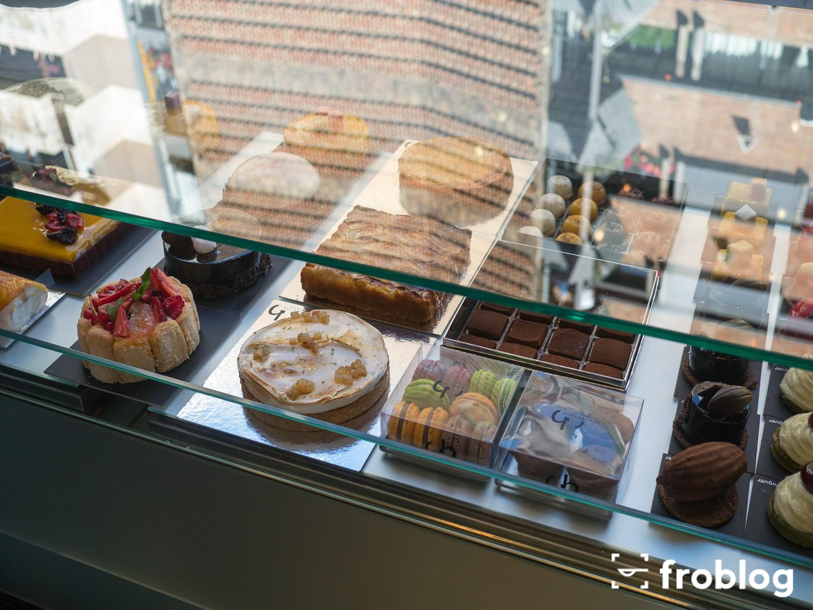 Gdzie jeść w Barcelonie deser: Oriol Balaguer
