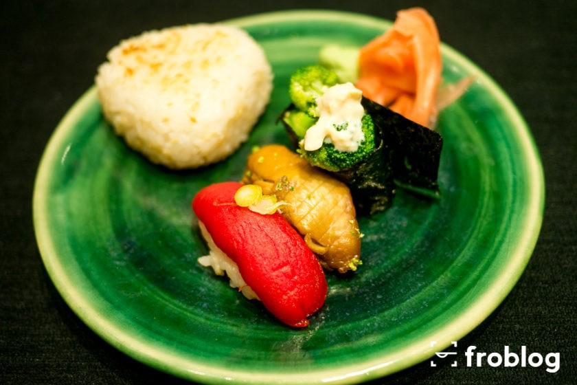 Youmiko Kaiseki: Sushi