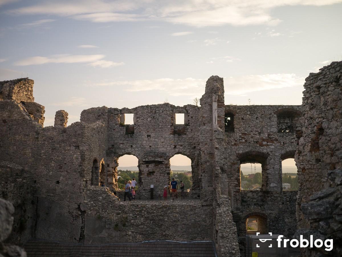 Zamek Ogrodzieniec-7