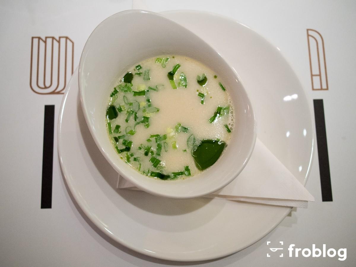 Inny Wymiar Zupa z wędzonego dorsza