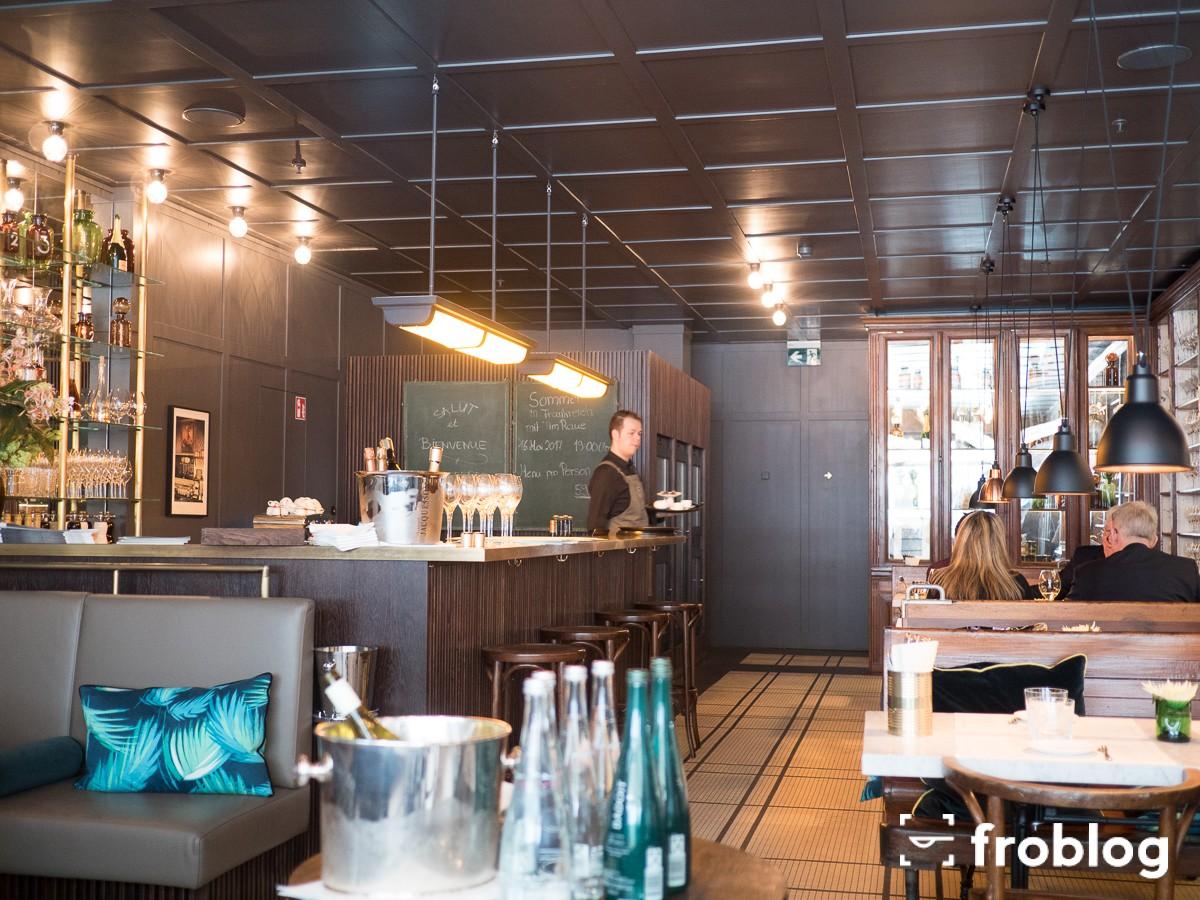 Gdzie jeść w Berlinie: Brasserrie Collette