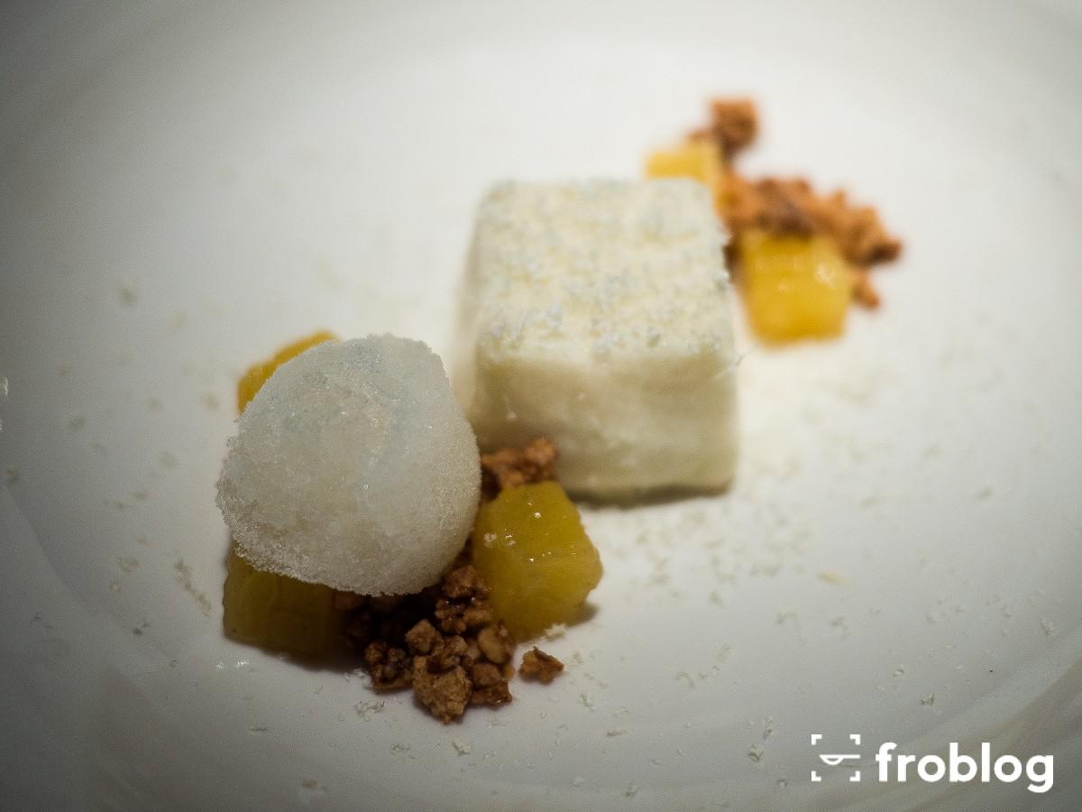 Gdzie jeść w Berlinie deser: CODA - Ananas
