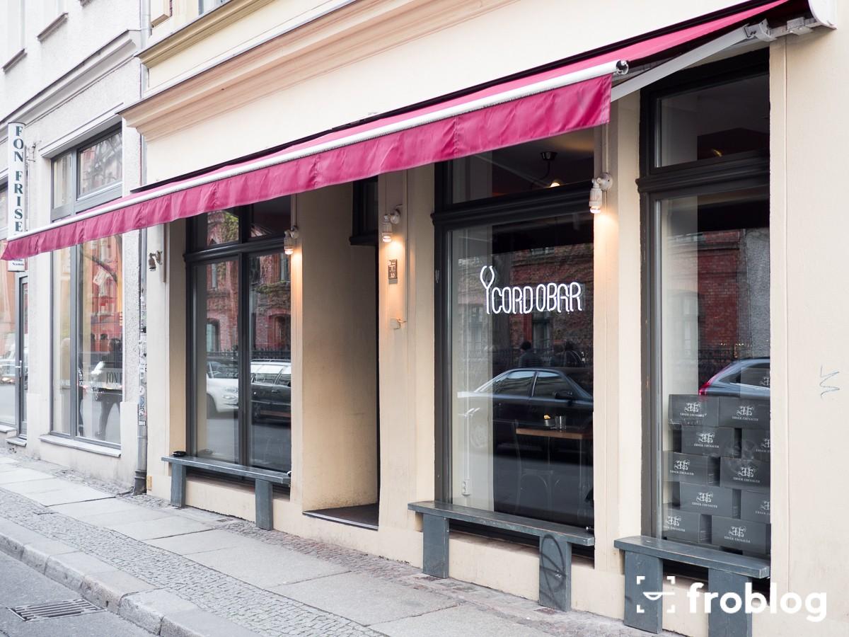 Gdzie jeść w Berlinie: Cordobar