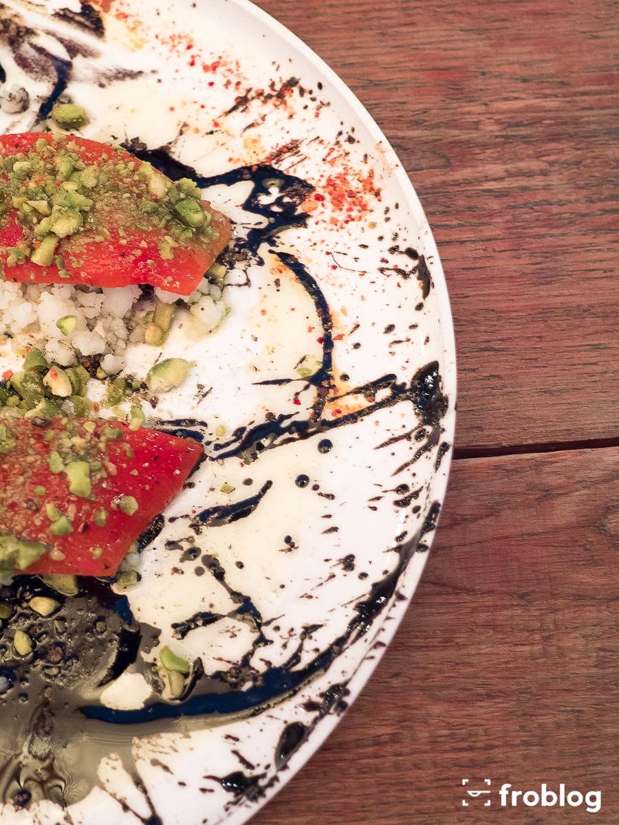 Gdzie jeść w Berlinie: Industry Standard - Pieczona papryka