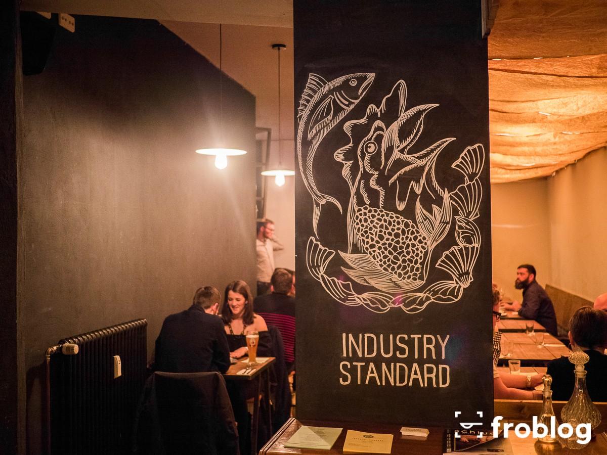 Gdzie jeść w Berlinie: Industry standard