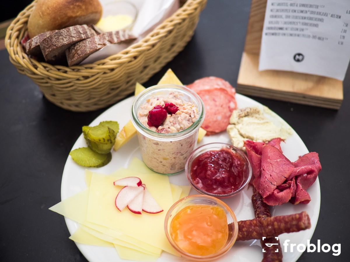Gdzie jeść w Berlinie: Meierei Selekcja